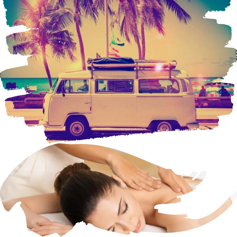 les prestations massage californien